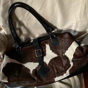 Katherine Ward Calfskin Travel Bag